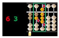 掛け算7-3