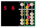 掛け算1-6
