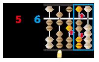 掛け算6 8